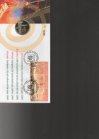Numislettre Bruxelles Culture An 2000 - Numisletters