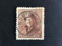 OBP 174 - MOMIGNIES - 1919-1920  Re Con Casco