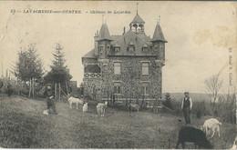 Lavacherie-sur-Ourthe  Château De Lejardin - Sainte-Ode