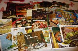 LOT DE 75 CARTES ......CUISINE...RECETTES..PLATS - 5 - 99 Cartoline