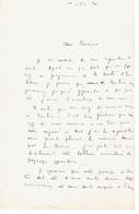 Emile GUILLAUMIN Département Allier (03) Lettre Du 10 Novembre 1930 - Autografi