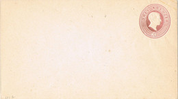 38317. Entero Postal 3 Kreuzer BADEN (EStado Antiguo Alemania) - Bade