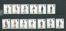 Guernesey  -  Serie  - Yvert N° 88  à 100 * *  13 Valeurs  -  Lr 32102 - Guernsey