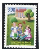 France 3253  Neuf ** (Comtesse De Ségur ) Cote 1,40€  (sous Faciale) - Ungebraucht