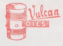 Meter Cover Netherlands 1975 Vulcan Oils - Ohne Zuordnung