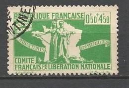 LIBERATION   N° 1 OBL - Liberation