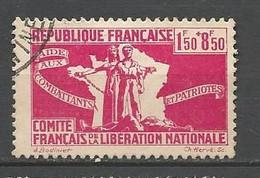 LIBERATION   N° 2 OBL - Liberation