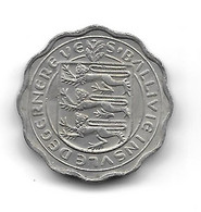Guernsey, 3 Pence 1959 (129) - Guernsey