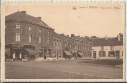 JUMET-BRULOTTE - Place Du Try - Charly - Charleroi