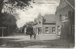 11 Calmpthout Statiestraat Reclame SPA Uitg Hoelen 8432 - Kalmthout
