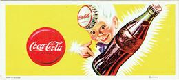 Ancien Buvard Coca-Cola. - Softdrinks