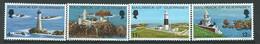 Guernesey   Série    Yvert N°  124 à 127 **   4 Valeurs Neuves Sans Charnière  -  Lr32203 - Guernsey
