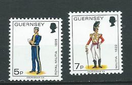 Guernesey   Série  Europa     Yvert N°  130 à 131  **   2 Valeurs Neuves Sans Charnière  -  Lr32210 - Guernsey