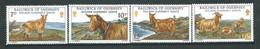 Guernesey   Série  Europa     Yvert N°  204 à 207  **   3 Valeurs Neuves Sans Charnière  -  Lr32223 - Guernsey