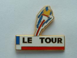 PIN'S CYCLISME VELO - LE TOUR DE FRANCE - Cycling