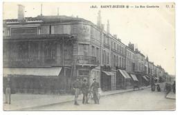 52 SAINT DIZIER La Rue Gambetta - Saint Dizier