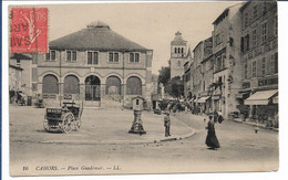CAHORS - Place Guademar - Cahors