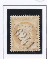 GC 6241 DEVILLE ( Dept 7 ) S / N° 59 Indice Baudot 14 Soit : 130€ - 1849-1876: Periodo Classico