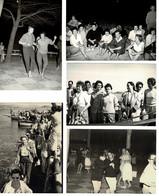 PHOTO 5 Unités (15 X 10,5 Cm) - Vacance En Sardaigne LA MADDALENA. - Plaatsen