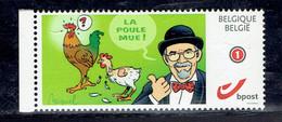 My Stamp Timbre Personnalisé (**) Avec Dessin Original De Miguel Diaz (dessinateur Des Schtroumpfs) - Personalisierte Briefmarken