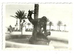 """10402""""ITALIANI A TRIPOLI-LOTTO DI 13 FOTOGRAFIE""""-VERE FOTO DI PICCOLO FORMATO - Afrique"""