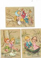 3 Cartes Postal Editions Picard - Verjaardag