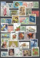 59 TIMBRES CUBA - Collections, Lots & Séries