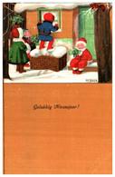 Illustrateur Pauli EBNER - Extérieur Maison (MM 1396) - Ebner, Pauli