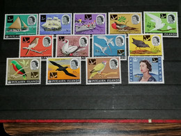 Pitcairn - Série Complète MNH XX - Pitcairn Islands