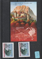 Schweiz   Helvetia    Postfrisch**         MiNr. Block 49   Und Andere - Non Classificati