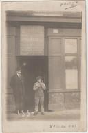 CPA  44 CARTE PHOTO NANTES 7 QUAI CEINERAY JUSQU EN 1913 PUIS 28 RUE DE LA DISTILLERIE JUSQU EN 1931 - Nantes