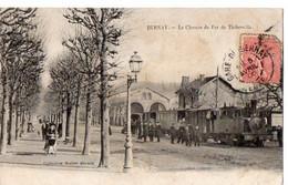 BERNAY - Le Chemin De Fer De Thiberville - Bernay