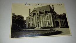 CARTE PHOTO ? CHATEAU D'AUROIR 1936 - Sonstige Gemeinden