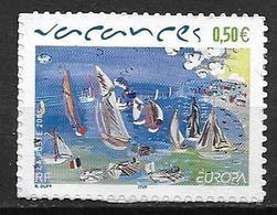 France 2004 Timbre Adhésif Neuf  N° 42 Europa Vacances - Adhésifs (autocollants)