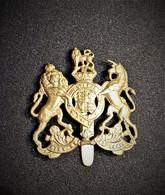 Cap Badge - General Service BEF Armée Britannique 1914-1918 WWI - 1914-18