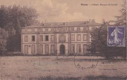 Bram -Aude Vers 1930 Le Château - Bram