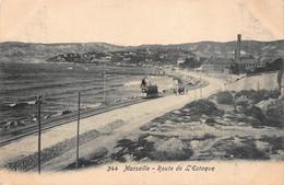 CPA Marseille - Route De L'Estaque - L'Estaque