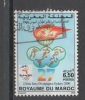 Maroc N°1266, Jeux Olympiques - Marruecos (1956-...)