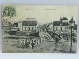 CPA - Cherbourg - Le Pont Tournant - Cherbourg