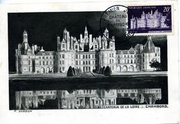 CHAMBORD Le Château 30 Mai 1952 - 1950-1959