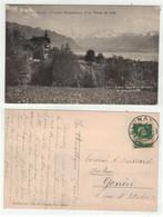 Suisse // Vaud // Blonay-Les Chevalleyres, Pension Delafontaine - VD Vaud