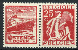 België PU66 ** - Oostende-Dover - Advertising