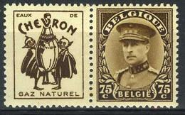 België PU67 ** - Chevron - Advertising