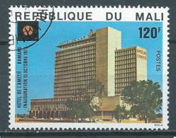 Mali YT N°296 Hotel De L'amitié à Bamako Oblitéré ° - Malí (1959-...)
