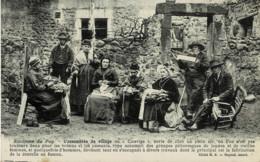 43 : Le Puy - Environs Du Puy - L' Assemblée Du Village Ou Couvige - Le Puy En Velay