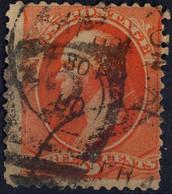 USA - Revenue - 1887 - Scott 214 (°) - Gebraucht
