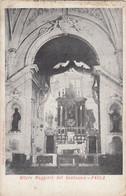 PAOLA-COSENZA-ALTARE MAGGIORE DEL SANTUARIO-CARTOLINA NON VIAGGIATA-1910-1920 - Cosenza