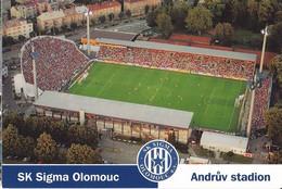 SK SIGMA OLOMOUC ANDRUV STADION STADE STADIUM ESTADIO STADIO - Calcio