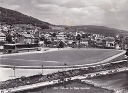 VALLORBE SUISSE STADE MUNICIPAL STADIUM ESTADIO STADION STADIO - Fussball