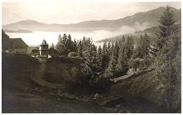 SCHITUL RARAU / RARAU MONASTÈRE / MONASTERY - CARTE - PHOTO : AD. A. CHEVALLIER / PIATRA-NEAMT ~ 1930 - RRR !!! (af895) - Rumania